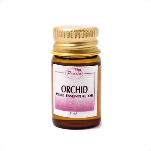 Orchid Essential Oil 5 ml 100% Pure and Natural Free Shipping