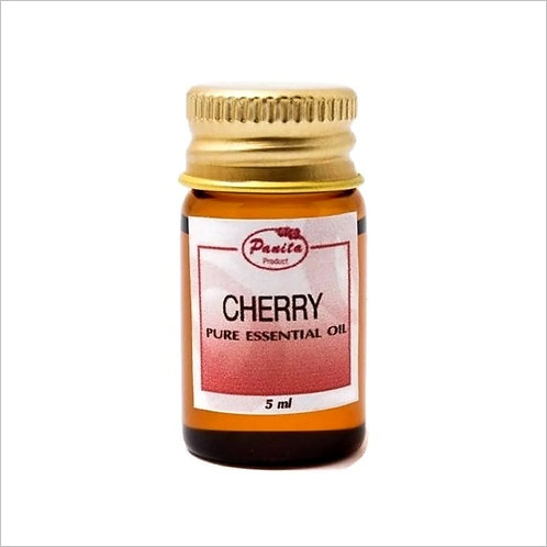 Cherry Essential Oil 5 ml 100% Pure and Natural Free Shipping