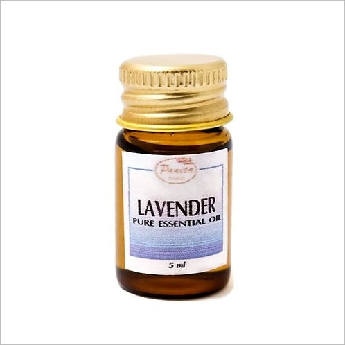 Lavender Essential Oil 5 ml 100% Pure and Natural Free Shipping