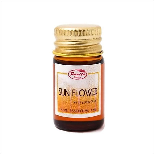 Sunflower Essential Oil 5 ml 100% Pure and Natural Free Shipping