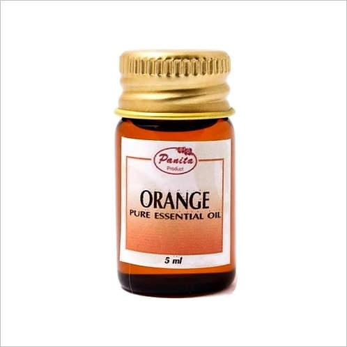 Orange Essential Oil 5 ml 100% Pure and Natural Free Shipping