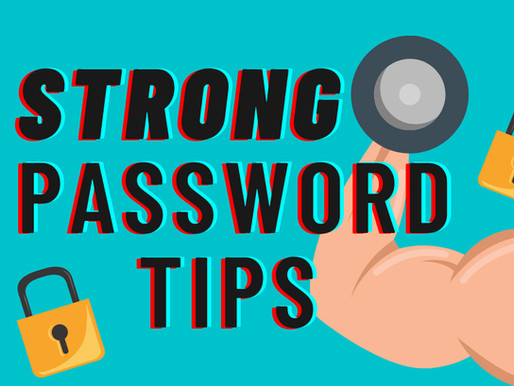 6 Tips for Strong Passwords in 2021