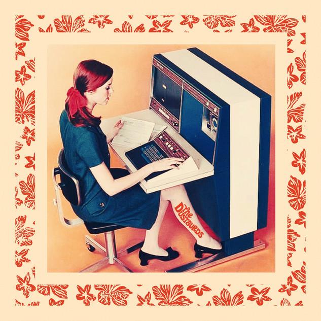 Lady Computer