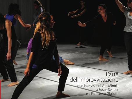 L'arte dell'improvvisazione: due interviste di Vito Minoia a Susan Sentler e a Francesco Gig