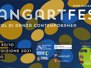 È online il programma di Hangartfest 2021