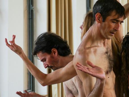 Metamorfosi, il nuovo workshop di danza Butoh proposto da Sayoko Onishi