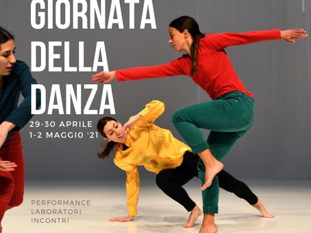29 aprile la Giornata della Danza dal Teatro Bramante di Urbania e dal Teatro Maddalena di Pesaro