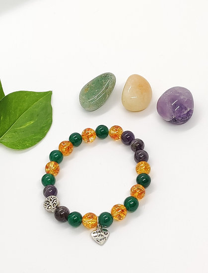 Abundance, Prosperity and luck Bracelet