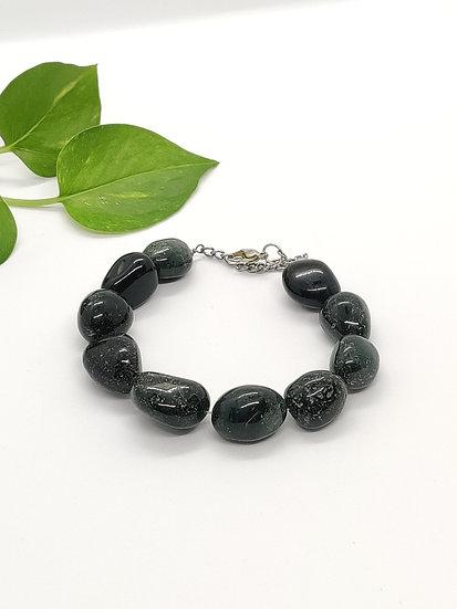 Jade Tumble Bracelet