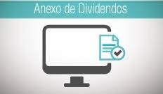 Presentación del anexo de Dividendos correspondiente al ejercicio fiscal 2018.