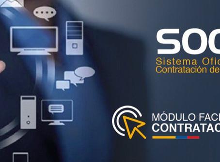 Instructivo de monitoreo del Sistema Oficial de Contratación Pública del Ecuador - SOCE