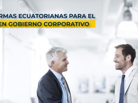 Normas Ecuatorianas del Buen Gobierno Corporativo