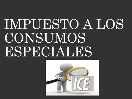 Normas de aplicación para los sujetos pasivos del impuesto a los consumos especiales