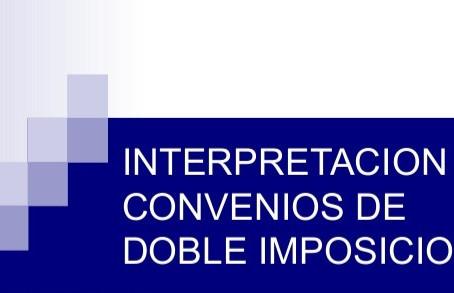 Convenio entre la República del Ecuador y la Confederación Suiza para  Evitar la Doble Imposición