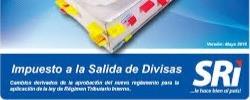 Devolución del Impuesto a la Salida de Divisas en favor de los exportadores de servicios.