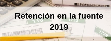 Formulario de Retención en la Fuente del Impuesto a la Renta de minerales y bienes de explotación