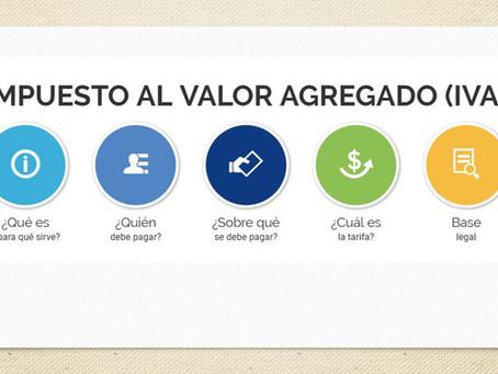 Listado de servicios artísticos y culturales gravados con tarifa 0% de Impuesto al Valor Agregado