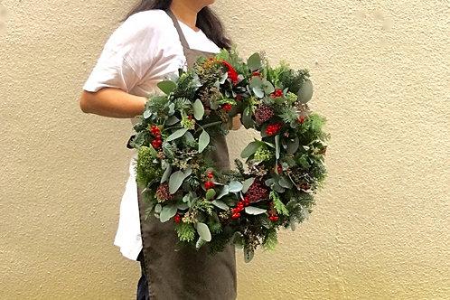 Door Wreath - Skimmy