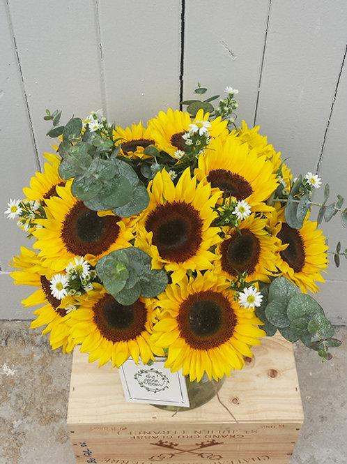 Sunflower Dome