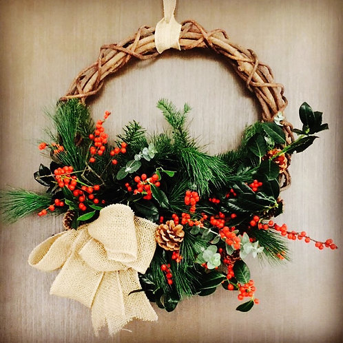 Door Wreath - Sasha