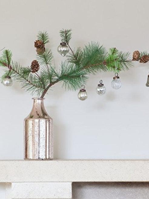 Pine Leaf in Vase