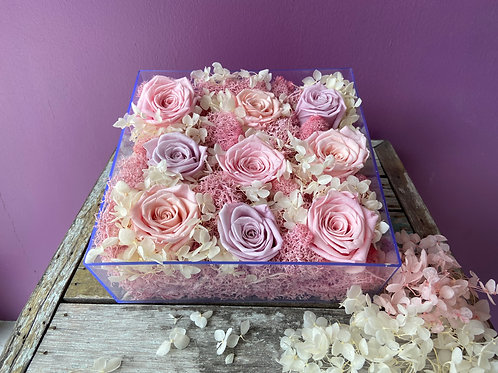 Enchanted Love - Preserved Flowers