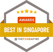 Best in Singapore Awards By The Fun Empi
