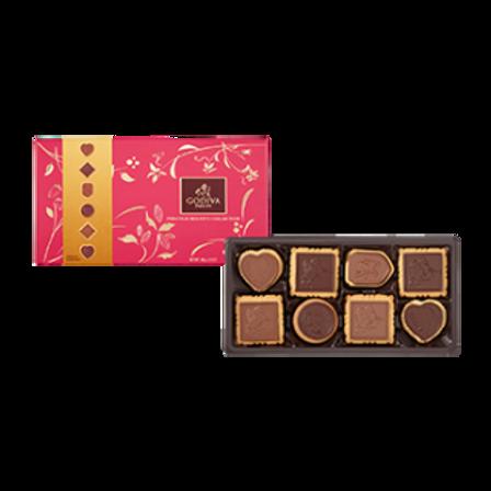Godiva Assorted Chocolate Biscuits