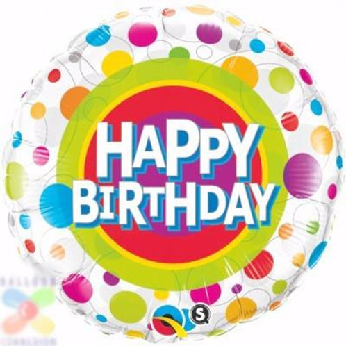 Balloons (Birthday)