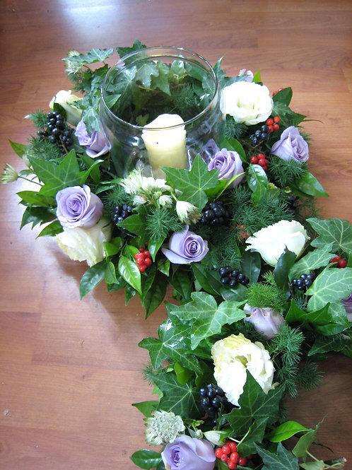 Table Wreath - Royale