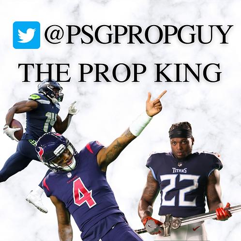 PSG Daily Prop Bet