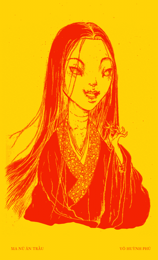 Ma Nữ Ăn Trầu