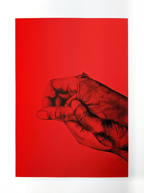 Insext Print 02 Hand