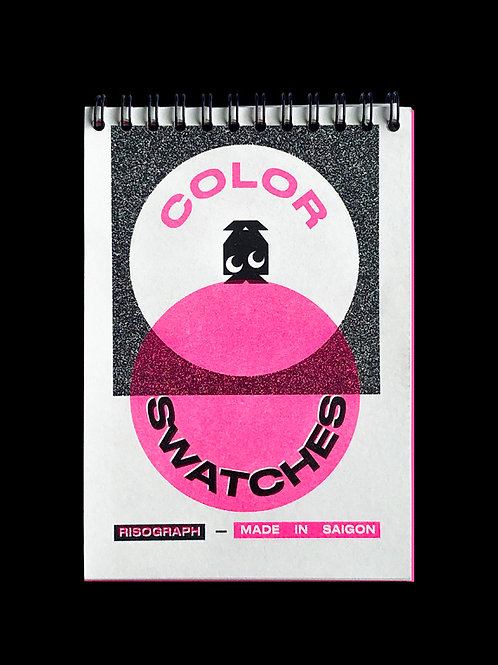 KM Swatch Book