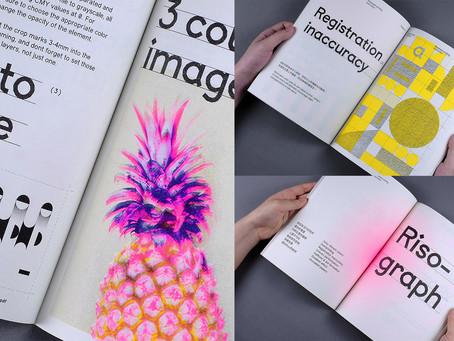 """'Cẩm Nang Bất Toàn' (The Imperfection Booklets) - Bách khoa thư về sự """"không hoàn hảo"""" của Risograph"""