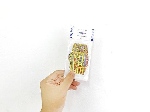 SGB Sticker Set