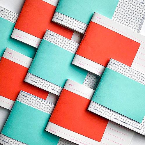 KM Single Notebook Set