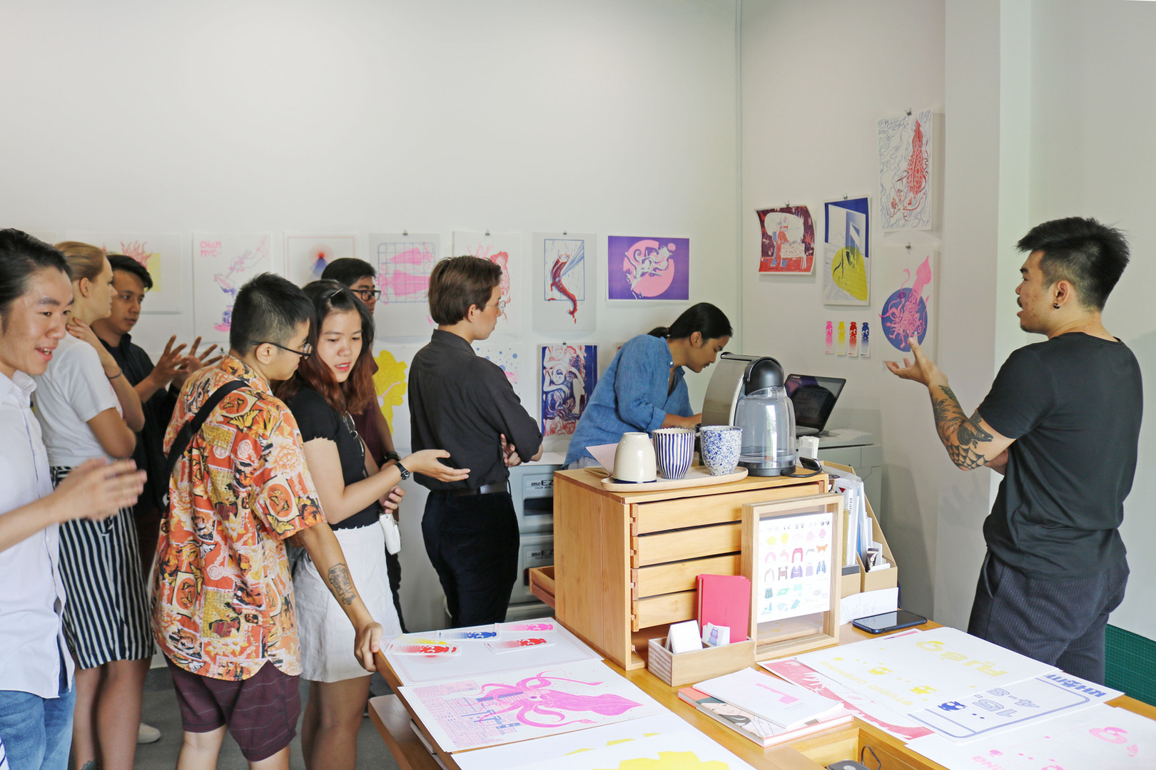 Risograph introduction