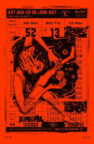 Ma Đề (lit. Lottery Ghost)