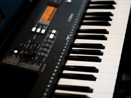 Buying your first electronic piano or keyboard