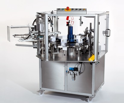 This compact cartoner can be manually loaded OR fully automated - so many options ...