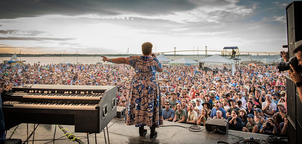 Alabama Shakes | Sound & Color | Newport Folk Festival 2016