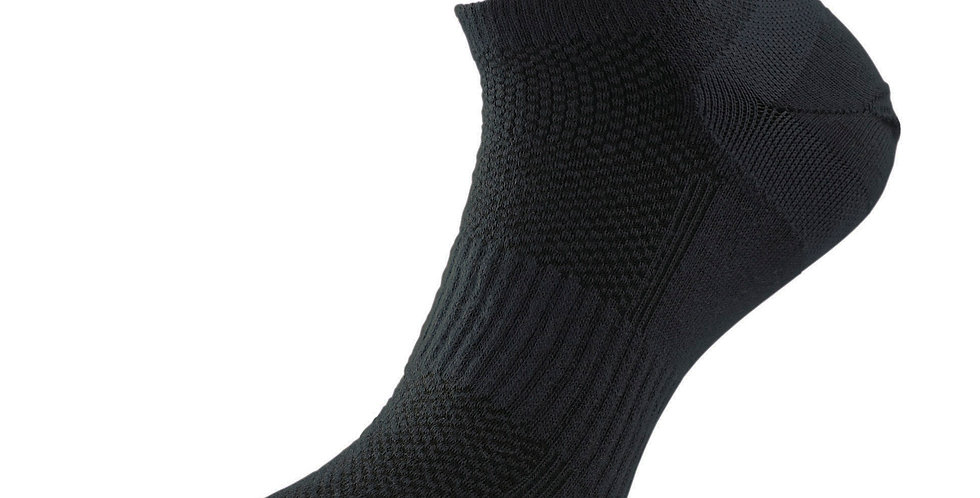 1000 MILE ULTIMATE TACTEL® MEN'S TRAINER SOCK  - DOUBLE LAYER
