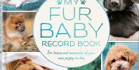 My Fur Baby Record Book - Dog