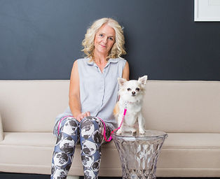 Charlotte Smithson - professional dog trainer