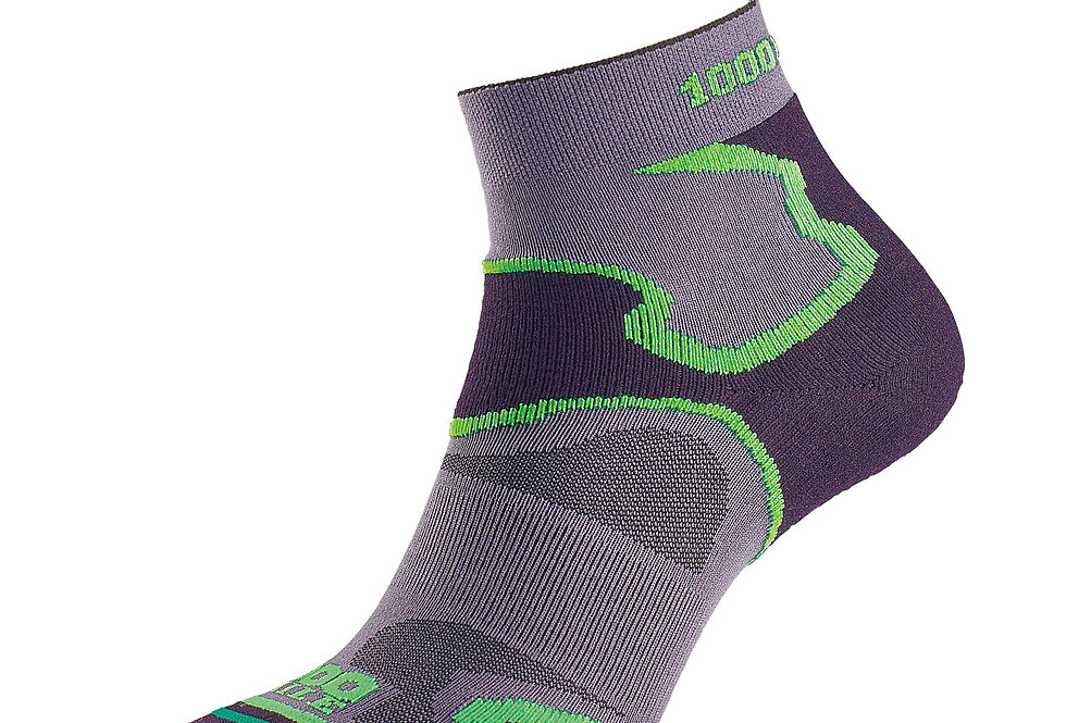 1000 MILE FUSION ANKLET SOCK MEN - Double Layer