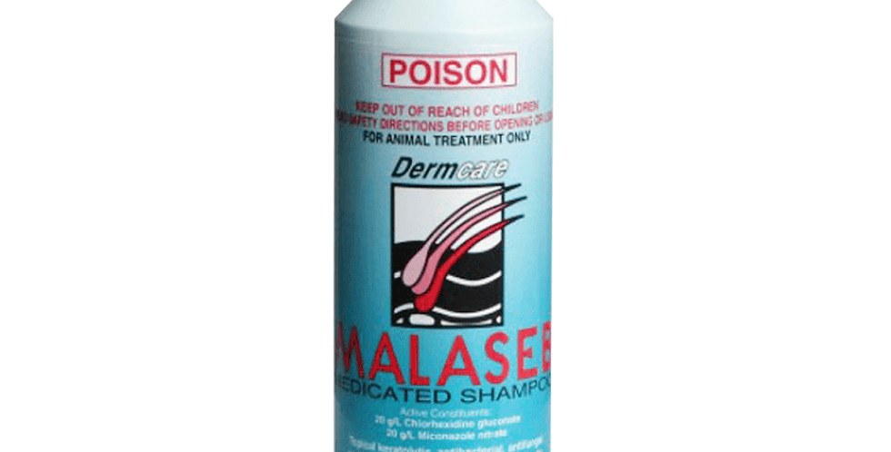 Dermcare Malaseb Shampoo 250ml