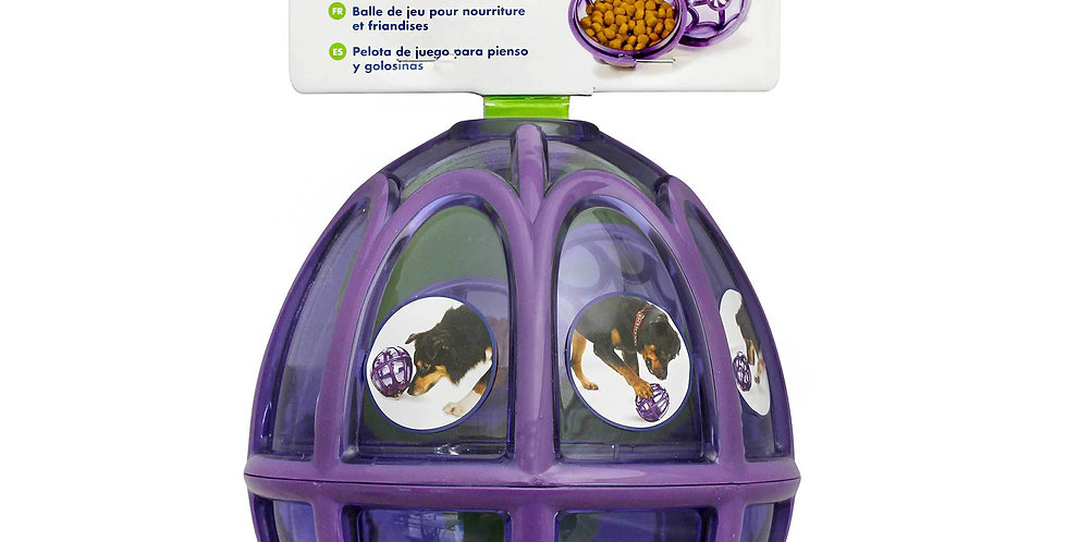 Busy Buddy Kibble Nibble Treat Dispensing Dog Toy