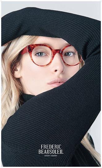 Frederic Beausoleil, marque de lunettes françaises fabriquées chez MB Production à Nantes