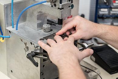 Fabrication lunettes France chez MB Production Nantes